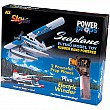 Dual Power Props Seaplanes with Winder Red + Blue