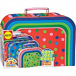 Lots Of Dots Suitcase Set (3)