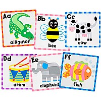 Alex Flash Cards - ABC