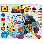 Build  Roll  Car