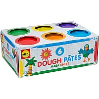 Super Soft Modeling Dough Set of 6