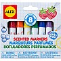 Scented Markers (8) Washable