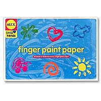 Finger Paint Paper (12X18)