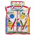 Artist Apron  Sleeveless