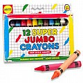 Alex Crayons: Super Jumbo Wax