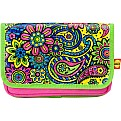 Color A Flower Wristlet