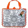 Color A Tote Bag