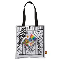 Color A Chic Tote