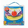Alex My Stackable Puzzle:Ice Cream 583c