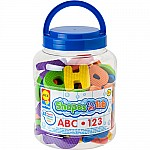 Shapes For The Tub  Abc  123