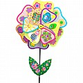 Paint A Pinwheel Flower