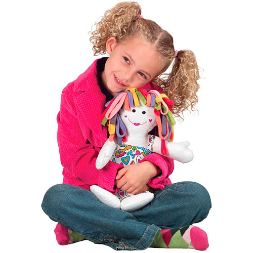 Color Amp Cuddle Washable Doll Toys 2 Learn