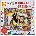 Collage A Candy Frame