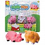 Piggy Pigs bath toys