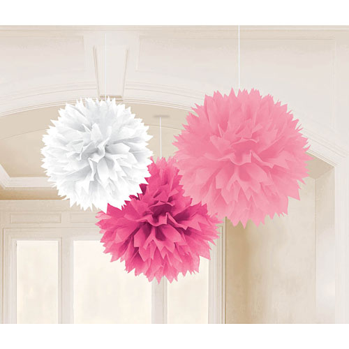Fluffy Deco Baby Shower Girl Modern State State News Nyc