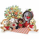 Picnic Pal Plush Toy Collection