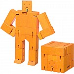Cubebot Small Orange