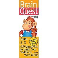 Brain Quest: My First Rev. 3rd Ed. - Paperback