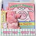 Perfect Piggies Book and Plush Paperback