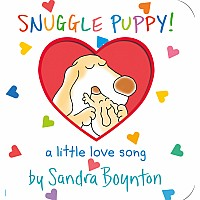 Snuggle Puppy by Boynton, Sandra