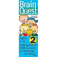 Brain Quest Grade 2 by Feder, Chris Welles