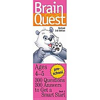 Brain Quest Preschool