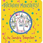 Birthday Monsters! by Boynton, Sandra