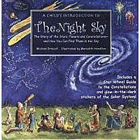 A Child's Introduction to the Night Sky by Driscoll, Michael