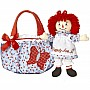 "7"" Raggedy Ann Fancy Pal Butterfly"