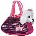 Princess Poodle Purse