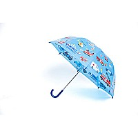 Emergency Vehicles Umbrella