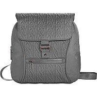 Enchant Backpack Pewter/Pink