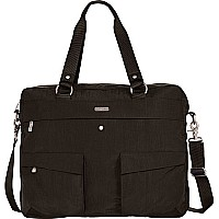 Executive Satchel Espresso/Tom