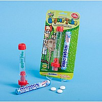 Geyser Tube with Mentos