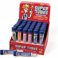 Super Science Tube Display - 1 Each