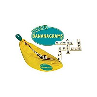 Norwegian Bananagram Game