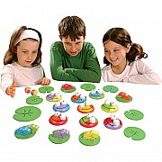 Froggy Boogie  the Eye Popping, Frog Hopping Memory Game!