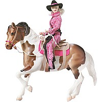Lets Go Riding Western Collectible Set