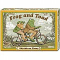 Frog Toad Adventure Maze Game