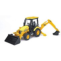 Bruder Jcb Midi Cx Backhoe Loader