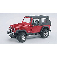Bruder Jeep Wrangler Unlimited