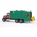 Bruder Mack Granite Rear Loading Garbage Truck