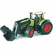 Claas Atles 936 Rz With Front Loader