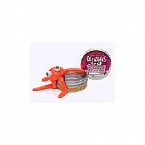 Crazy Aaron's Putty Creatures Orange