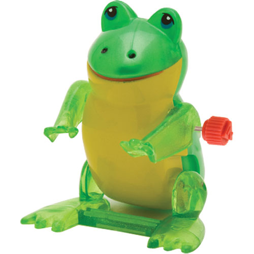 Frank Frog Wind Up Stevensons Toys