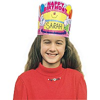 Happy Birthday Crowns