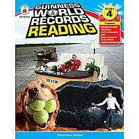 Guinness World Records Reading Grade 4