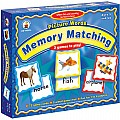 Picture Words: Memory Matching