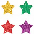 Stars Multicolor Stickers