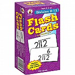 Flashcards Division 0 to 12
